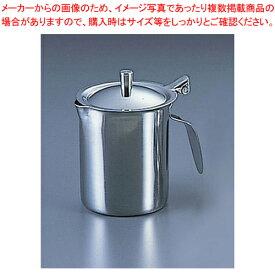 18-0寸胴型ミルクポット【 ミルクピッチャー 】【 ミルクピッチャー 】 【メイチョー】