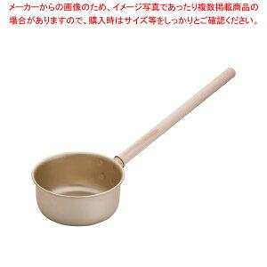 ゴールド アルマイト 水杓 17cm 【メイチョー】