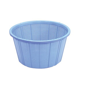 【まとめ買い10個セット品】 アシスト ざる 40型 ブルー 02921-0 【メイチョー】