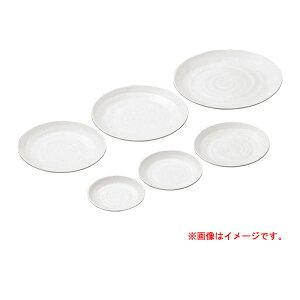M11-102 丸皿 φ21 白 メラミン 【メイチョー】