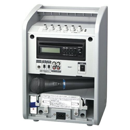 シングル方式・ポータブルワイヤレスアンプ(800MHz) PE-W51SCDB 1台 JVCケンウッド 【JVCケンウッド ポタブルワイヤレスアンプ PEW51SCDB グレ】【メーカー直送/代金引換決済不可】