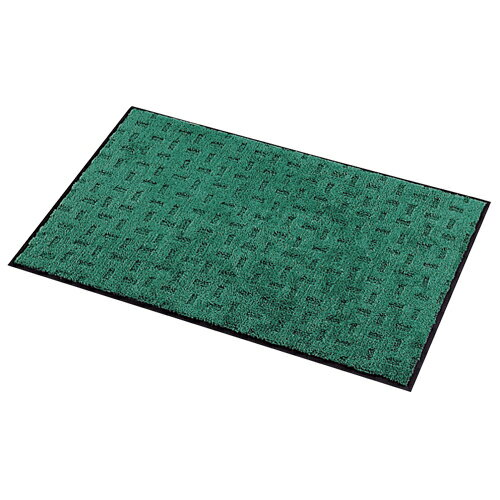 テラモト エコレインマット 900×1500 MR-026-146-1 グリーン 【厨房館】
