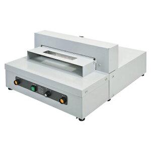 電動裁断機(自動紙押さえタイプ) B4判 本体 CE-40DS 【厨房館】