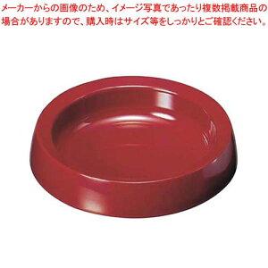【まとめ買い10個セット品】丸灰皿 DX DH-60 赤【 卓上小物 】 【厨房館】