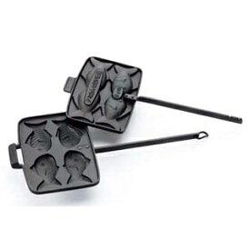 盛栄堂 タミさんのたい焼器 F-463 9cm【 お好み焼・たこ焼・鉄板焼関連 】 【厨房館】
