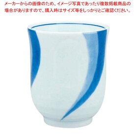 【 業務用 】アルセラム強化食器 ネジ十草湯呑 EC1-67