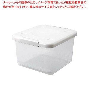 【まとめ買い10個セット品】 収納ケース とっても便利箱 40M 【厨房館】【 棚・作業台 】