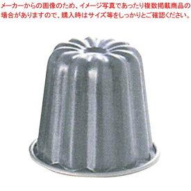 ブラックフィギュア カヌレ焼型 D-076【 製菓・ベーカリー用品 】 【厨房館】