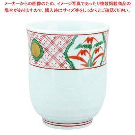【 業務用 】アルセラム強化食器 金丸紋湯呑 EC1-15