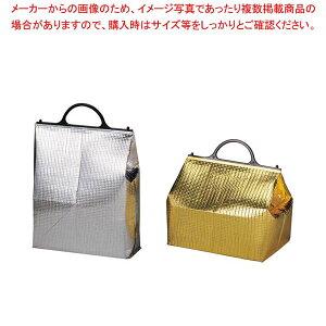 【まとめ買い10個セット品】保冷・保温バッグ エスケークール ゴールド(10枚入)PT-3【 運搬・ケータリング 】 【厨房館】