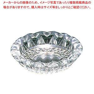 ガラス グローリー 灰皿 P-05516-JAN【 卓上小物 】 【厨房館】