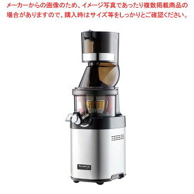 クビンス ホールスロージューサー シェフ CS600SM 【厨房館】
