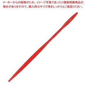 シンビ POPが挟めるラメ入りマドラー(5本入)レッド M-999 【厨房館】ワイン・バー用品