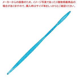 シンビ POPが挟めるラメ入りマドラー(5本入)ブルー M-999 【厨房館】ワイン・バー用品