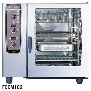 【 業務用 】フジマック 業務用コンビオーブン FCCMシリーズ 電気式 FCCM102 W1069×D971×H1017 【 メーカー直送/代引不可 】