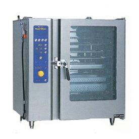 【 業務用 】マルゼン 電気式スチームコンベクションオーブン SSC-10SCNU【 メーカー直送/後払い決済不可 】