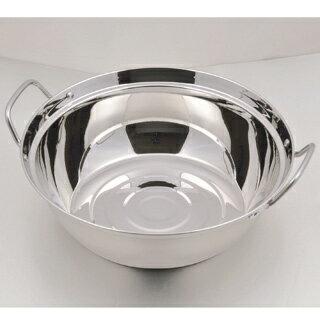 【 業務用 】パール金属 NEWだんらん ステンレス製もつ鍋24cm HB-1757