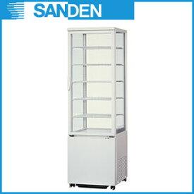 【 業務用 】冷蔵ショーケース サンデン タテ型タイプ AGV-150XB 【 5面ガラスタイプ 】 【 メーカー直送/後払い決済不可 】【PFS SALE】