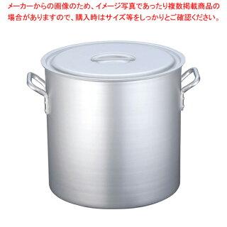 寸胴鍋アルミニウム(アルマイト加工)(目盛付)TKG42cm【厨房館】