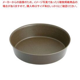 ゴーベル フラット丸マンケ 223730 φ200mm【 ケーキ型 焼き型 タルト型 】 【厨房館】