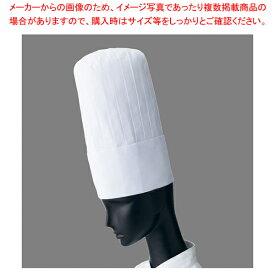 チーフ帽1(ホワイト) 3L【 コック帽子 衛生帽 ユニフォーム 制服 】 【厨房館】