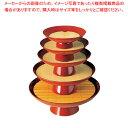 盃盛器 朱 (目皿別売) 51163220 尺3【 バー用品 升 杯 盃 】 【厨房館】
