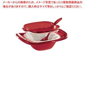 グッチーニ パルメザンチーズジャー 2836.0065 レッド【厨房館】【厨房用品 調理器具 料理道具 小物 作業 】