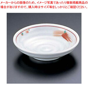 朱刷毛緑点3.3深皿 T02-14【ECJ】【物相型 和菓子 お菓子作り】