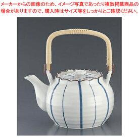 線十草六兵衛 土瓶 D05-35 一升 【厨房館】