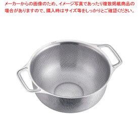 ドンナム 18-8パンチングザル 22.5cm 【厨房館】