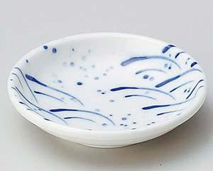 和食器 ト227-426 玉渕吹波2.8皿 【キャンセル/返品不可】【厨房館】