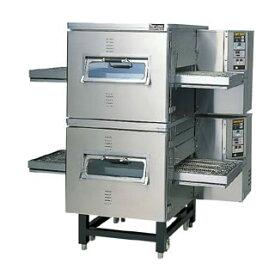 コンベアオーブン MGOR-152W 12A・13A(都市ガス)【 厨房機器 】【 メーカー直送/後払い決済不可 】【 ガスオーブン 】【 オーブン 】【厨房館】