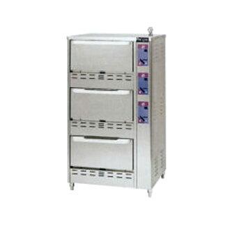 3段煤气立体自动电饭煲型[MRC-X3D]