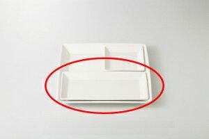 【まとめ買い10個セット品】和食器 ナチュラル白 長角皿 36K401-16 まごころ第36集 【キャンセル/返品不可】【厨房館】