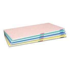 【 業務用 】抗菌ポリエチレン全面カラーかるがるまな板 700×350×H23mm 青