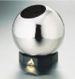 【 業務用 】【 シャンパンクーラー 】 18-8 ステンレスパールベッセルL ワインクーラー ゴム台付 AM-503