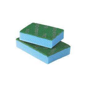 【まとめ買い10個セット品】 3M スポンジエース ブルー S (10個入) 【厨房館】