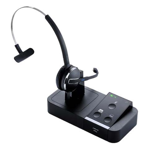 【送料無料】GNネットコム ヘッドセット GN Jabra PRO 9450(9450-25-707-106)※GN9120 Flexの代替品