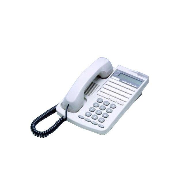 富士通 オフィス用アナログ電話機 iss phone 20D2(FC755D2WH)