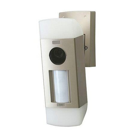 【送料無料】アイホン ROCOタッチ7 センサーライトカメラ WJW-LC-T※ホワイト