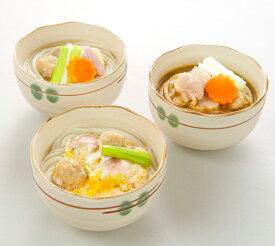 寛文五年堂 いなにわ比内鶏うどん 個食セット QB−6S<送料込み・冷凍便> 宅100