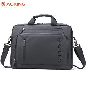 f08b7a3f131f 【送料無料】OKING(アオキング) ビジネスバッグ 軽量 2WAYビジネスバッグ ショルダーバッグ
