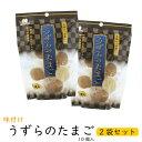 送料無料味付けうずら卵 (10個入) 2袋セット国産うずらの卵使用 カネセイ食品 お酒 おつまみ お弁当 お土産にも喜ば…