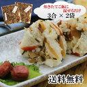 【送料無料】ごぼうご膳 2袋セット(6合分)簡単!!炊き立てご飯に混ぜるだけ。送料無料・1000円ポッキリ ごぼうの食…