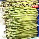 わけありアスパラ 送料無料 2kg 細い!SS-Sサイズ混み 北海道 ニセコ産 低農薬栽培 グリーンアスパラ 朝採り直送 クー…