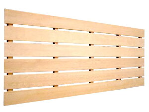 【国産品/国産ひのき】  ヒノキ・オーダーすのこ (長さ120×幅110センチ) 木工職人の手作り 安心商品