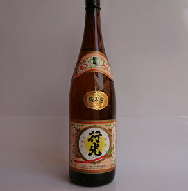 幻の日本酒 手に入らない地酒 愛媛 西条 蔵元屋 行光 吟醸純米酒 1800ml