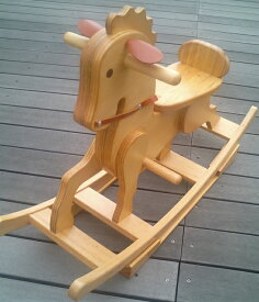 Izuruの木馬 子供のおもちゃ プレゼント 男の子 女の子