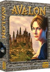 【並行輸入品】レジスタンス: アヴァロン 英語版 AVALON The Resistance: Avalon Social Deduction Game ボードゲーム Board Game