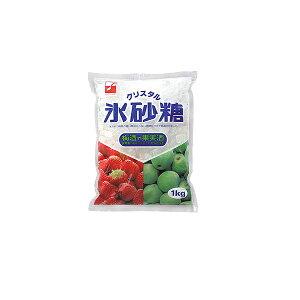 スプーン印  氷砂糖 クリスタル 1kg三井製糖